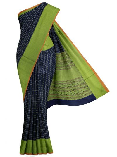 MGB8889779-Chamelli Exclusive Cotton Saree