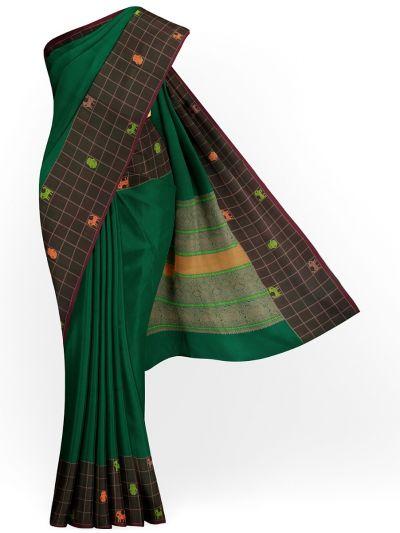 Deeksha Pure Negamam Kovai Cotton Saree - MGB8889785