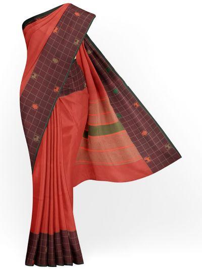 Deeksha Pure Negamam Kovai Cotton Saree - MGB8889787