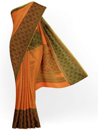 Deeksha Pure Negamam Kovai Cotton Saree - MGB8889794