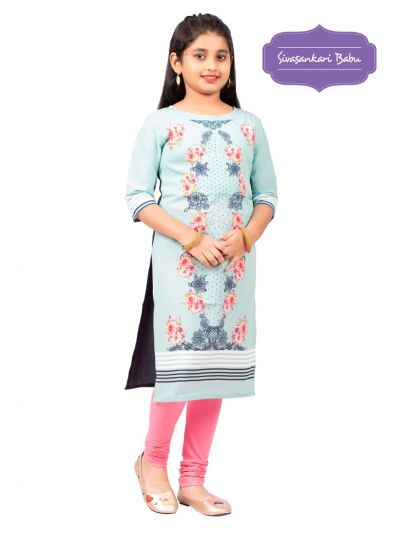 Sivasankari Babu Girls Tops - MGC9941900