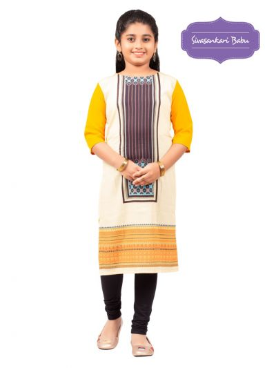 Sivasankari Babu Girls Tops - MGC9941904