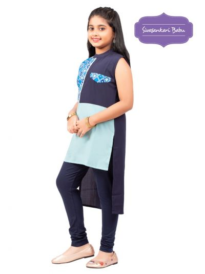 Sivasankari Babu Girls Tops - MGC9941959
