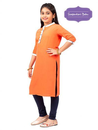 Sivasankari Babu Girls Tops - MGC9942029