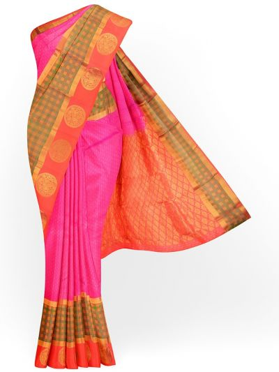 MHA1113798 - Vipanji Traditional Silk Saree
