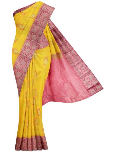 MHA1114125 - Vipanji Traditional Silk Saree