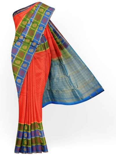 MHA1189076-Bairavi Traditional Silk Saree