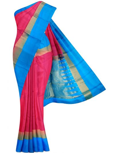 MHB1526505-Uppada Traditional Silk Saree