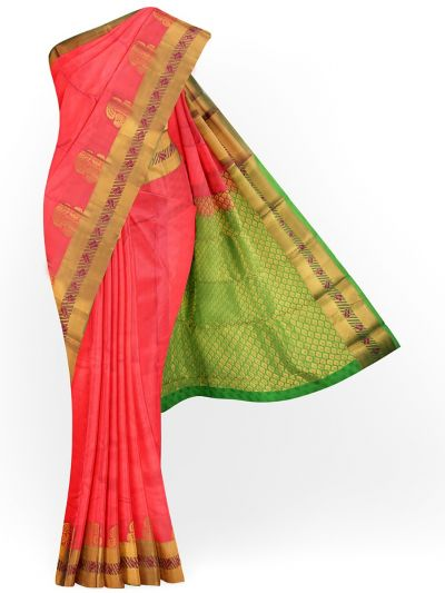 MHB1804743 - Bairavi Traditional Silk Saree