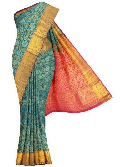 MHC1990712 - Vivaha Wedding Silk Saree
