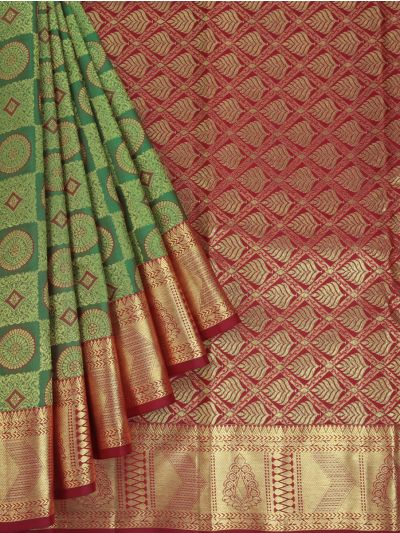 Vivaha Exclusive Wedding Silk Saree - MHC1990727