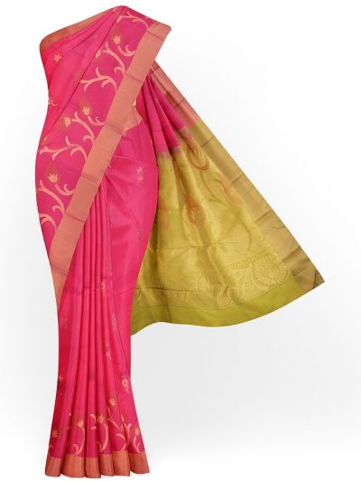 Bairavi Traditional Uppada Silk Saree - MHD2305896