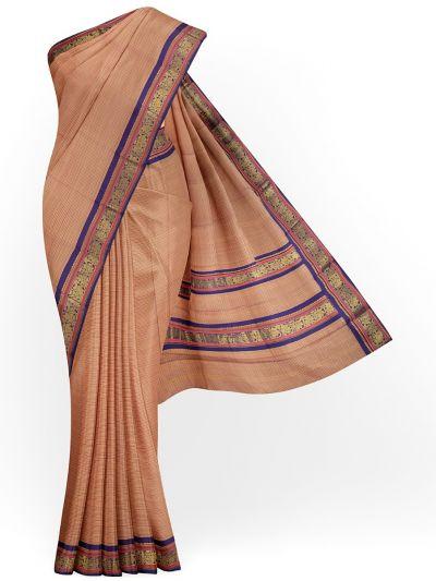 Chamelli Arani Silk Cotton Saree - MHD2325950