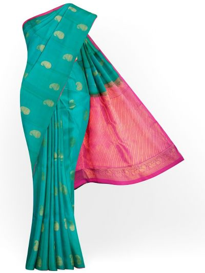 Bairavi Traditional Uppada Silk Saree - MHD2476122