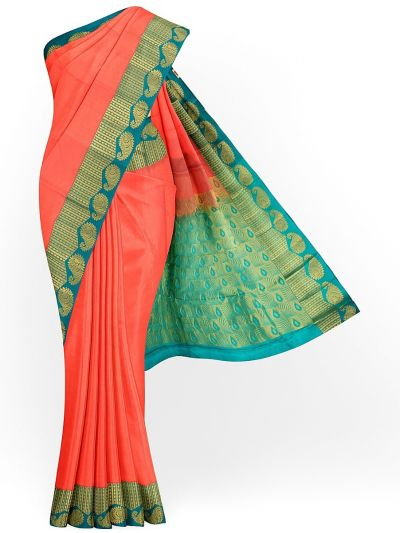 MHD2485324-Vipanji Traditonal Silk Saree