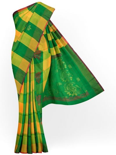 Bairavi Gift Art Soft Silk Saree - MHD2502286