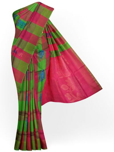 Bairavi Gift Art Soft Silk Saree - MHD2502288