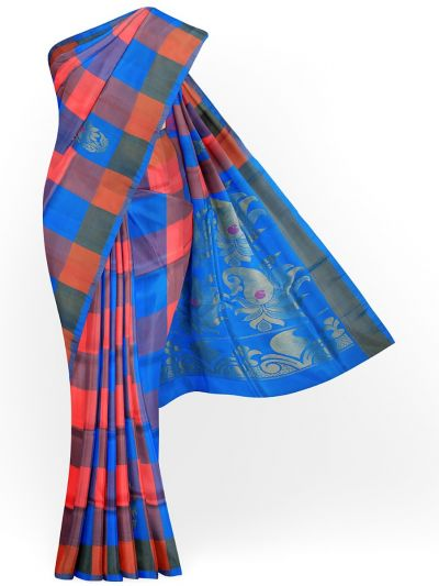 Bairavi Gift Art Soft Silk Saree - MHD2502339