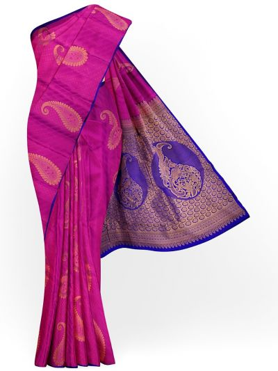 MHD2524264-Vipanji Traditional Silk Saree