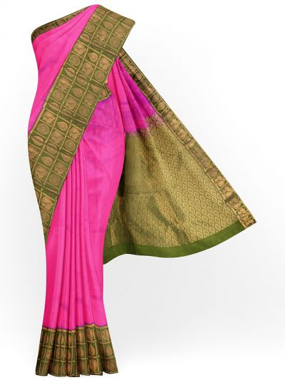 Bairavi Traditional Silk Saree - MHD2554816