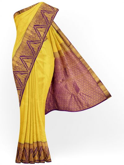 Bairavi Traditional Silk Saree - MHD2554825