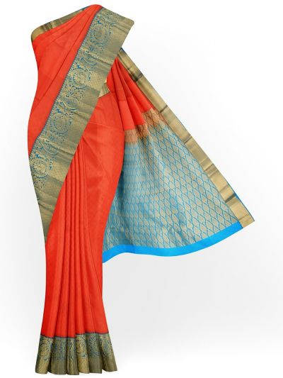 Bairavi Traditional Silk Saree - MHD2554831