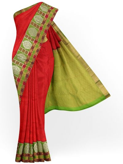 Bairavi Traditional Silk Saree - MHD2554832