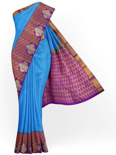 Bairavi Traditional Silk Saree - MHD2554836