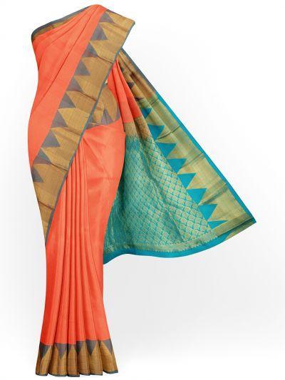 MHD2614935 - Vipanji Traditional Silk Saree