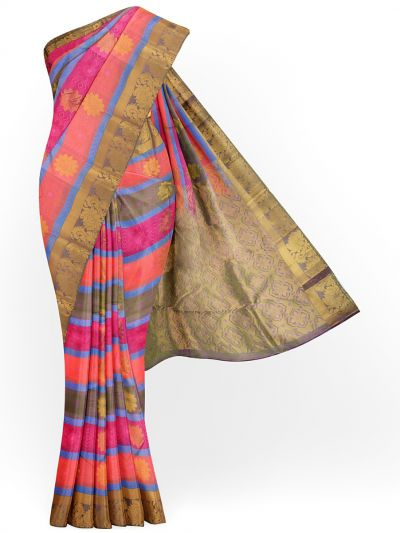 MIA2942097-Vipanji Traditional Silk Saree