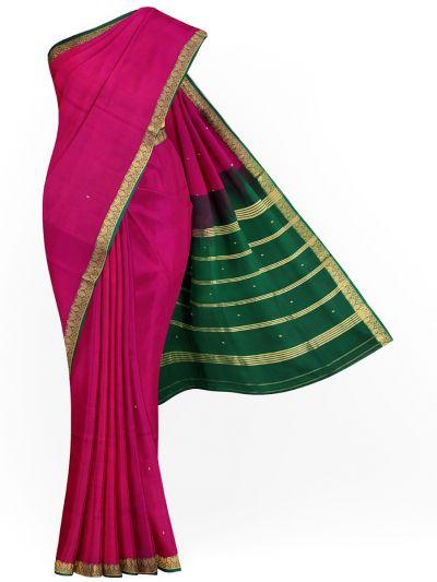 Naachas Pure Madurai Cotton Saree - MIB3137687