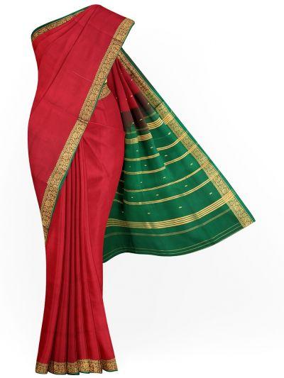 Naachas Pure Madurai Cotton Saree - MIB3137690