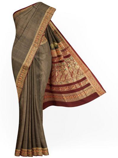 Naachas Exclusive Madurai Cotton Saree - MIB3137698