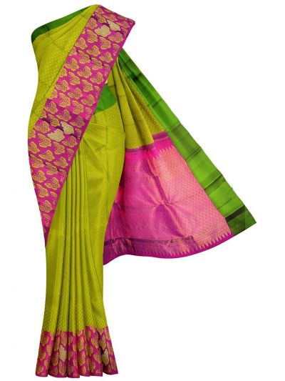Estrila Exclusive Wedding Silk Saree - MIC4141526