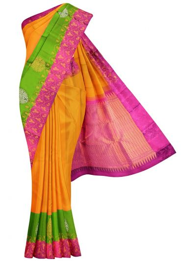 Estrila Exclusive Wedding Silk Saree - MIC4141784