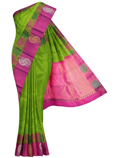 Estrila Exclusive Wedding Silk Saree - MIC4141785
