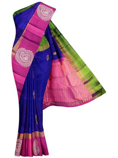 Estrila Exclusive Wedding Silk Saree - MIC4141788