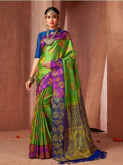 Bairavi Traditional Silk Saree - MLC1576479