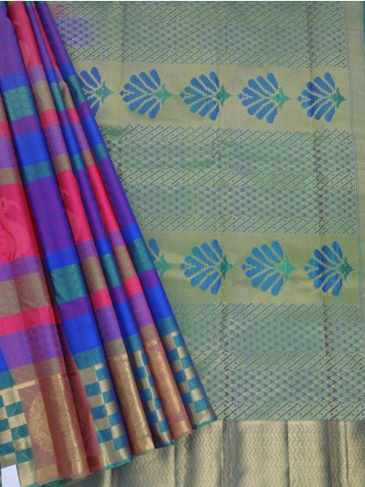 Vipanji Traditional Silk Saree