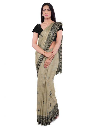 ONL-MCC9538323-Kathana Exclusive Designer Embroidery Raw Silk Saree