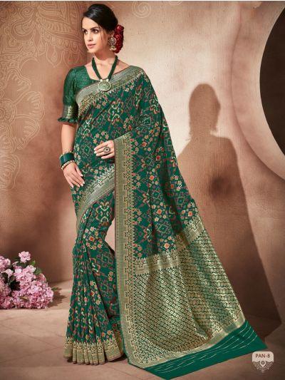 Kathana Exclusive Designer Saree-MED9257200