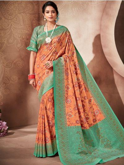 Kathana Exclusive Designer Saree-KDPS10