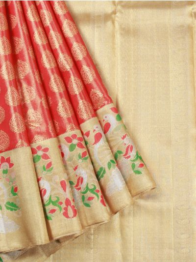 Vivaha Pure Kanchipuram Silk Saree