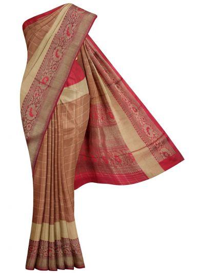 MIB3638244-Kyathi Tussar Kadhi Silk Saree