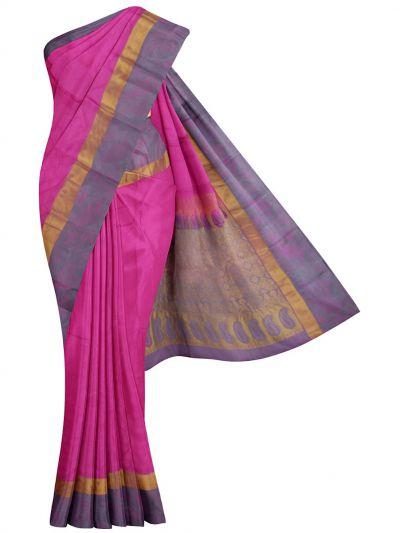 MKB9047186-Fancy Gift Art Silk Saree