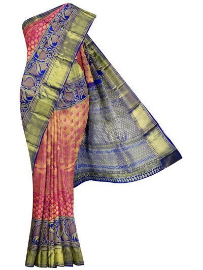 MGD0930077 - Vivaha Kanchipuram Wedding Silk Saree