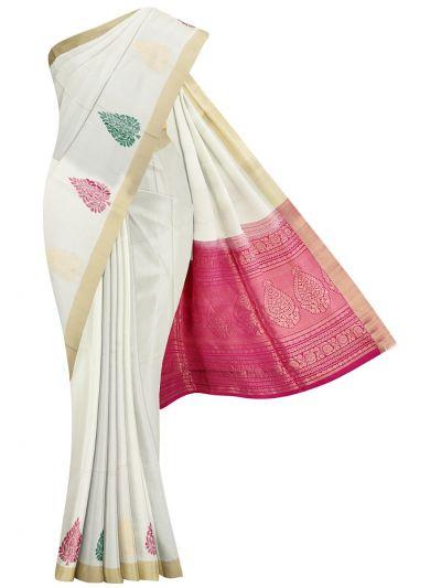 Soft Silk Saree - ODA2192382