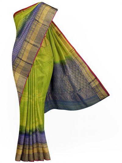 MID4843795-Sahithyam Dupion Tussar Silk Saree