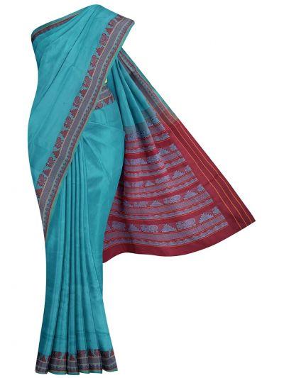 Arani Poly Cotton Saree - MJA6959879