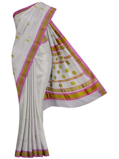 Women's Kerala Saree - MJC7960215 -EKM